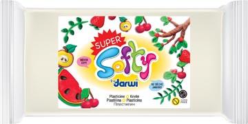 Darwi boetseerpasta Super Softy 350 g, wit