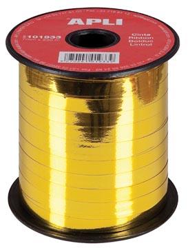 Apli sierlint 7 mm x 250 m, goud