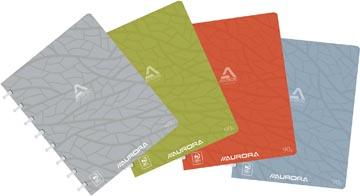 Adoc schrift Design, ft A5, 144 bladzijden, kartonnen kaft, gelijnd, geassorteerde kleuren