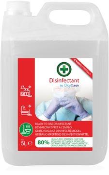 OxyClean oppervlakdesinfectiemiddel, flacon van 5 liter