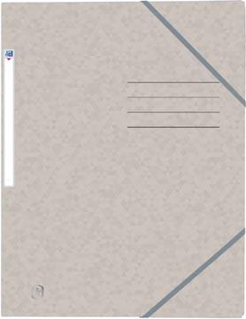 Oxford Top File+ elastomap, voor ft A4, beige