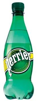 Perrier bruiswater, fles van 50 cl, pak van 24 stuks