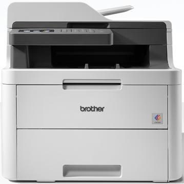 Brother kleuren LED-printer 3-in-1 DCP-L3550CDW