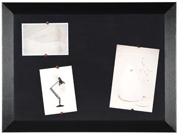 Bisilque Notitiebord Kamashi met zwart kader