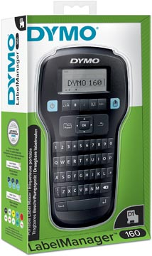 Dymo beletteringsysteem LabelManager 160P, qwerty