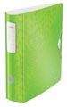 Leitz WOW ordner Active rug van 8,2 cm, groen
