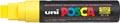 uni-ball Paint Marker op waterbasis Posca PC-17K geel